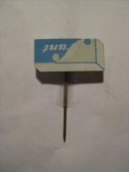 Pin Fant (GA03347) - Merken