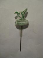 Pin Zeeuws Meisje Margarine (GA03353) - Animaux