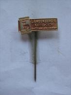 Pin Langenberg's Katjes Drop (GA03494) - Dieren
