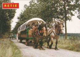 Retie - Kempisch Rustoord - Brand 57 - Retie - Huifkar - Retie