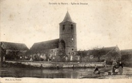 CPA  -  Environs De Vernon  - Eglise De DOUAINS  (27) - Ohne Zuordnung