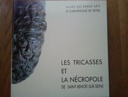 LES TRICASSES ET LA NECROPOLE De Saint Benoit Sur Seine - Archäologie