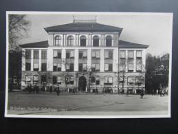 AK ST.GALLEN THALHOF Schulhaus Ca.1930 // D*14494 - SG St. Gallen