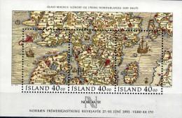 ISLANDE 1990 BF11 LUXE ** - Gebruikt