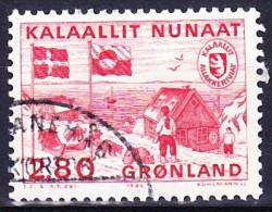 GROENLAND YT N° 151 Obl. - Groenlandia