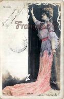 CPA Fantaisie Jolie Fille / Frau / Lady - Jeune Femme Artiste Sergy Par Reutlinger - Artist Theatre Gymnase - Artiesten