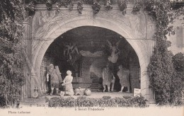cp , 87 , SAINT-JUNIEN , Ostensions , Apparition de Notre Seigneur � Saint-Th�odore
