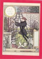 Eugene Grasset, La Belle Jardiniere 1896, Museum Fur Kunst Und Gewerbe, Hamburg, Germany  U27. - Museum