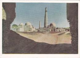 KIBA - Uzbekistan