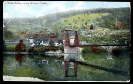 Cpa USA New York Finks Bridge In The Mohawk Valley    HIV8 - NY - New York
