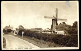 Cpa Angleterre Earnley Mill Nr Bracklesham Bay   HIV8 - Chichester