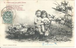 5 - BEBE VEUT UN PETIT FRERE  ( BERGERET) - Bergeret
