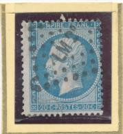 N°22 AMBULANT. - 1862 Napoléon III