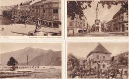 LOT  DE  9   CPA   DE  CHAMBERY     - Toutes Scanées - Cartoline