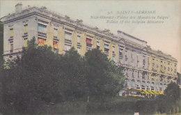 76 - Saint-Adresse - Palais Des Ministres Belges (colorisée) - Sainte Adresse