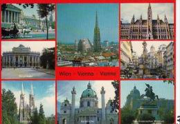Pk Wenen:955:Hauptstadt - Wien Mitte
