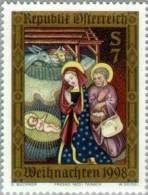 Austria 1998 - Christmas (7S)  MNH Michel 2271 - 1991-00 Nuovi & Linguelle