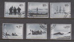 Ross Dependency 2002 Scott Expedition / Discovery Set 6 VFU - Unclassified