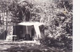 """CPM De SAINT YVI   (29) -   Camping Du """" BOIS De PLEUVEN"""" - France"""