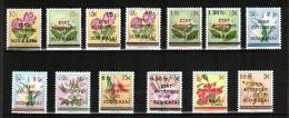 South Kasai - 1/13 - Flowers - 1961 - MNH - South-Kasaï
