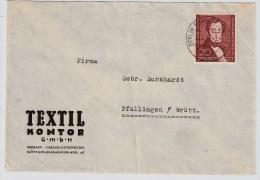 Berlin, 1951, Nr. 74, Berlin-Stp., Mi. 120.- , S666 - Berlin (West)