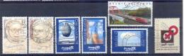 Belgie - 1998 - OBP  - 2734/35 +2736/37 +2745/47 - 50j. Vrouwenstemrecht  - Literatuur - Kunst R. Magritte  - Gestempeld - Belgien