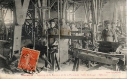 81 Mazamet - Industrie De La Tannerie Et De La Pausserie - Salle De Lissage Bellerive - Mazamet