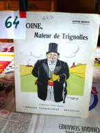 TOINE MAIEUR DE TRGNOLLES   Ref   64/3 - Bücher, Zeitschriften, Comics