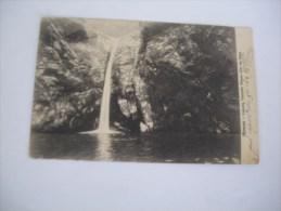 ALMESE.CASCATA TORRENTE MESSA. VIAGGIATA 1911 - Italy