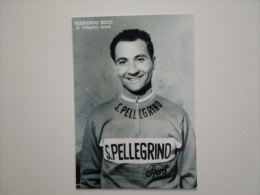 CYCLISME CICLISMO RADSPORT WIELRENNEN : Fernando RICCI  SAN PELLEGRINO Reproduction - Cyclisme