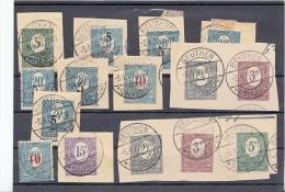 Oberschlesien-Gemischtes Lot-13 - Unused Stamps
