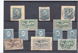 Oberschlesien-Gemischtes Lot-16 - Unused Stamps
