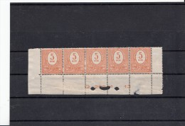 OberschlesienMiNr:9 Mit Unterrand * - Unused Stamps