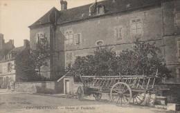 89 CHATEL-CENSOIR  Maison Vaulabelle - Frankreich