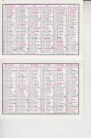 Calendrier Publicité Maison Marchal Chatellerault Année 1968 - Petit Format : 1961-70