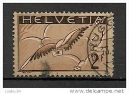 Timbres - Suisse - 2 Francs1930  - Oblitéré -