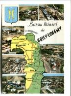 CP - BRIEY (54) LONGWY  BASSIN MINIER - Briey