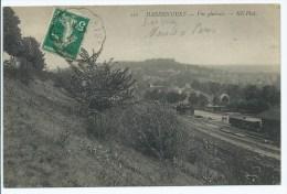 CPA HARDRICOURT, VUE GENERALE, YVELINES 78 - Hardricourt