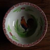 SAINT AMAND° - Saladier Au Coq - Bowl Rooster - Hanenkom - SE422