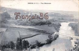 (64) Escos - Vue Générale - Trés Bon état - 2 SCANS - Autres Communes