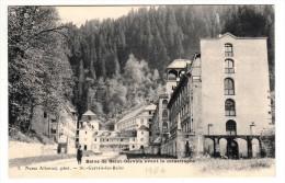 74 - Bains De Saint Gervais Avant La Catastrophe - Editeur: Numa Allantaz N° 3 - Saint-Gervais-les-Bains