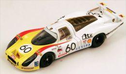 Porsche 908 - Reinhold Jöst/Michel Weber/Mario Casoni - 3rd 24h Le Mans 1972 #60 - Spark - Spark