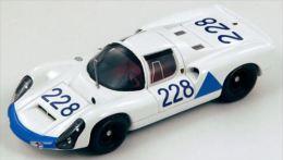 Porsche 910-8 - P. Hawkins/Rolf Stommelen - 1st Targa Florio 1967 #228 - Spark - Spark