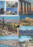 21 CART.  GRECIA - Cartes Postales