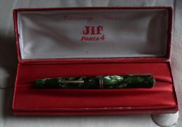 Stylo Plume JIF PANTA 4 Vert - Pens