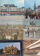 9 CART.  DANIMARCA - Cartes Postales