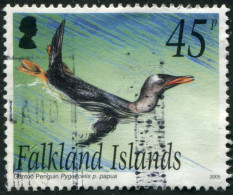 Pays : 180 (Falkland : Colonie Britannique)  Yvert Et Tellier N° :   919 (o) - Falkland Islands