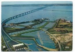 ILE D' OLERON -VIADUC DE LIAISON OLERON -LE CONTINENT -Charente Maritime (17) -Circulé 1970 - Ile D'Oléron
