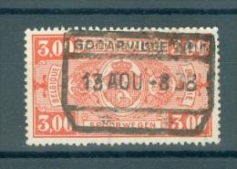 """BELGIE - OBP Nr TR 154 - Cachet  """"GODARVILLE Nr 1"""" - (ref. VL-1690) - Spoorwegen"""