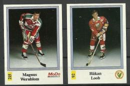 Aufkleber Stickers Hockey Eishockey Cloetta - Andere